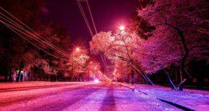 Погода в Крыму - по-прежнему холодно