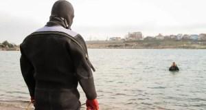 В Севастополе морское дно перед крещенскими купаниями обследовали водолазы