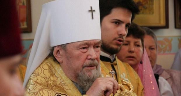 Митрополит Симферопольский и Крымский Лазарь обратился к крымчанам по вакцинации от коронавируса
