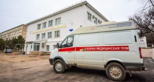 В «ковидных» госпиталях Крыма продолжают сокращать койки для пациентов
