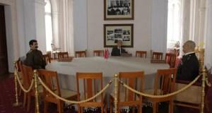 В Ливадийском дворце - выставка об организации и проведении Крымской (Ялтинской) конференции 1945 года