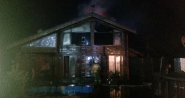 Вечерний пожар в Симферопольском районе и еще три пожара минувших суток в Крыму