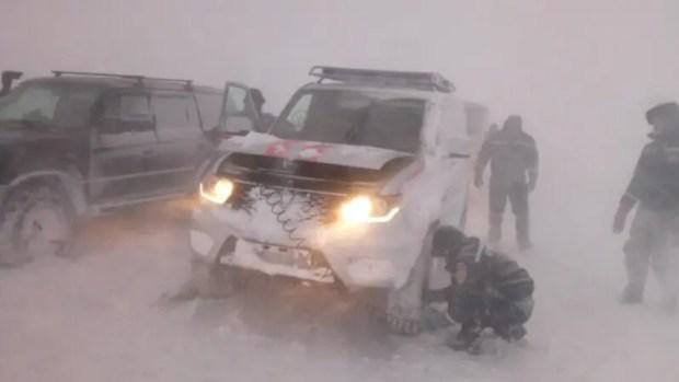 Это внедорожник, - говорили они, - поедем в горы, там снег, будет весело... Кто попал в сводку «КРЫМ-СПАС»