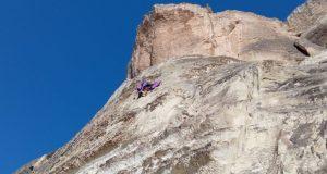 «КРЫМ-СПАС» оказал помощь парашютисту - бейсджамперу в Бахчисарайском районе