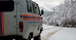 Крымские спасатели дежурят в местах массового отдыха