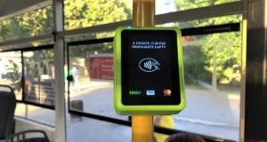 Число безналичных платежей в общественном транспорте Крыма превысило 270 тысяч в день