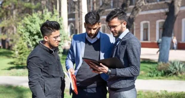 В КФУ для обучения вернулся первый иностранный студент