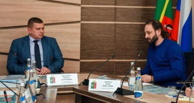 """В Евпатории намерены построиться школу зимних видов спорта """"Наследие"""""""