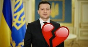 Зеленский назвал Крым «сердцем Украины». Вырванным сердцем… бессердечной Украины