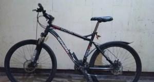 В Симферополе поймали «специалист» по чужим велосипедам