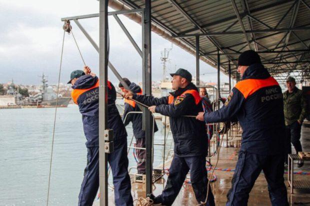 Севастопольские водолазы МЧС России вновь примут участие в соревнованиях