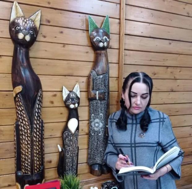 Жизнь и тёмное фэнтези Ланы Ременцовой