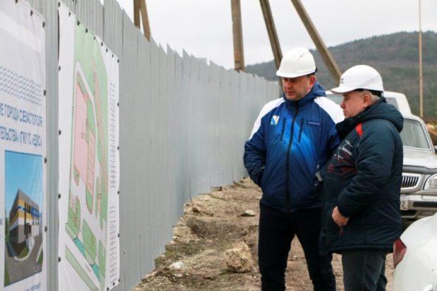 В Севастополе вблизи лесов строят пожарные депо