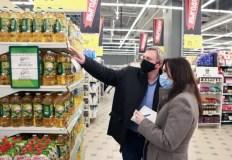 Власти Севастополя утверждают: торговые сети соблюдают соглашение по ценам