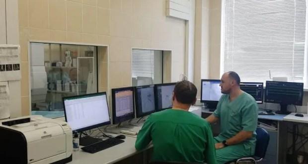 В Севастополе в Региональном сосудистом центре внедряют высокотехнологичные операции