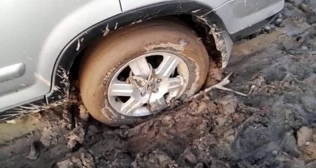 Крымские спасатели советуют автолюбителям воздержаться от поездок по труднопроходимой местности