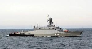 На Черноморском флоте прошло учение по уничтожению кораблей условного противника