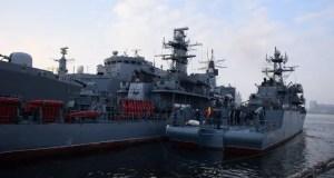 В Черном море стартовали международные учения ВМС стран НАТО