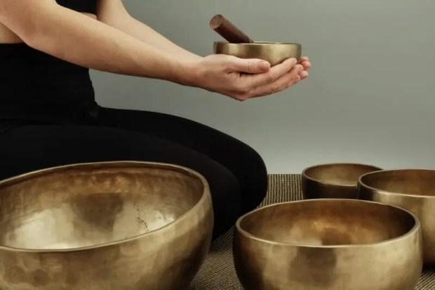 Поющие чаши - звуки Тибета, Непала и Индии. Необыкновенные, впечатляющие, исцеляющие...
