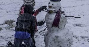А зима-то не закончилась: в Крыму объявлено штормовое предупреждение на 27 и 28 февраля