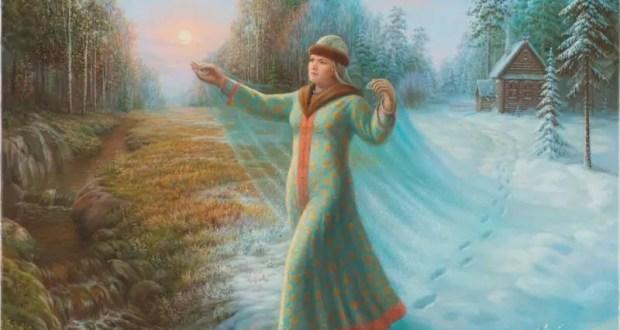 15 февраля — Зима с Летом встречается. Сретение Господне