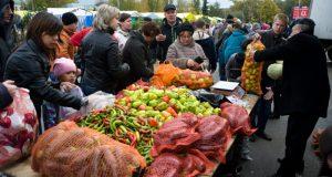 В эти выходные в Симферополе очередная сельхозярмарка