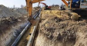 Как в Крыму идет строительство Бештерек-Зуйского водовода и водозабора