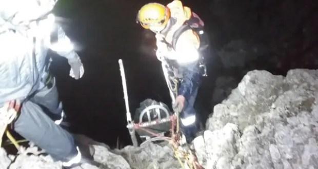 Трагедия в крымских горах. Погиб альпинист