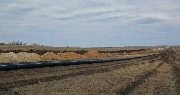 О решении проблемы водоснабжения Крыма – с оптимизмом