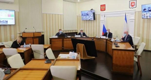 В Крыму завершаются сроки заключения контрактов по строительным объектам
