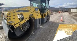 На каких дорогах в Крыму начались ремонтные работы