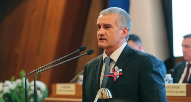 Сергей Аксёнов: Каждый из нас может по праву гордиться своим вкладом в победу Крымской весны