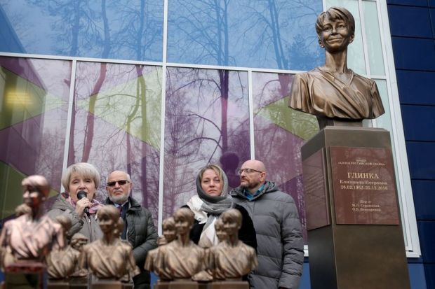 В Евпатории установят памятник Доктору Лизе