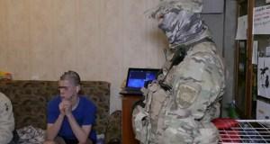 18-летнего юнца задержали в Симферополе за интернет-призывы к террору