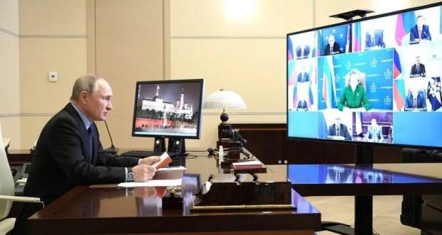 Владимир Путин 18 марта проведет совещание по развитию Крыма