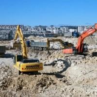 В Севастополе в районе 5 км Балаклавского шоссе строят школу на 700 учащихся