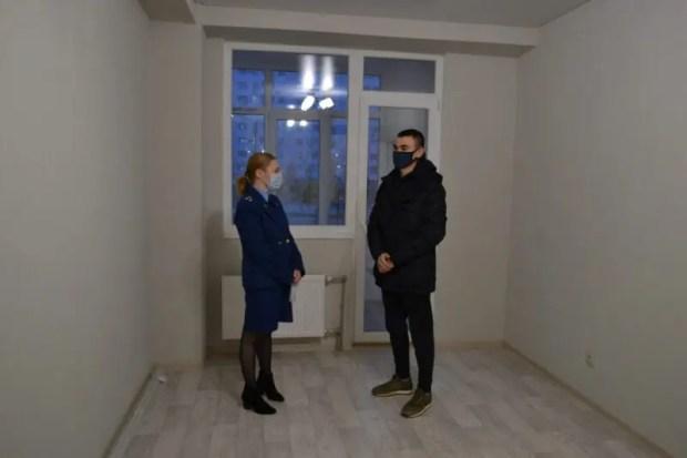 В Севастополе по искам прокуратуры восстановлены жилищные права сирот
