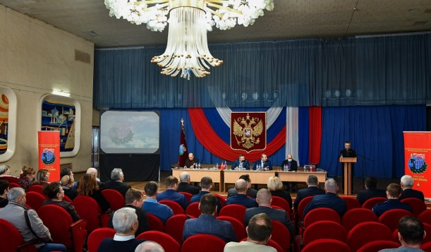 В Севастополе чествовали и награждали актив «Боевого Братства»