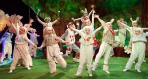 Крымский «Золотой ключик» покажет спектакль на всю страну