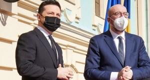 Зеленский жалуется на «произвол в Крыму». Но не аргументирует