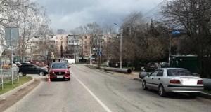 В Севастополе сегодня не жалели пешеходов