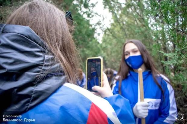 В Севастополе подводят итоги акции Молодежный Десант