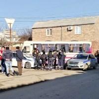 В Феодосии после анонимного звонка о «минировании» было оцеплено здание МРЭО ГИБДД