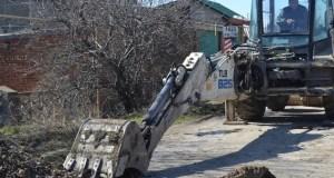 Замена водопроводных сетей в Симферополе приведет не только к пробкам на дорогах