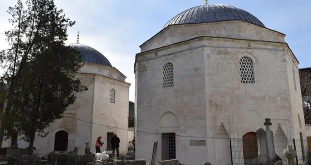 Как идет реставрация объектов Ханского дворца в Бахчисарае