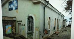 В Форосе намерены отремонтировать старое здание поселкового клуба. Цена вопроса 17 млн рублей