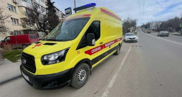 """Автоинспекторы Севастополя проверили готовность водителей уступать дорогу автомобилям """"скорой"""""""