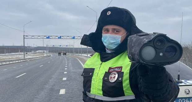 Госавтоинспекция Севастополя подвела итоги рейда «Скорость»