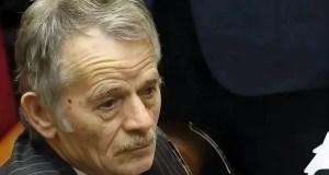 Мустафе Джемилеву продлили запрет на въезд в Россию