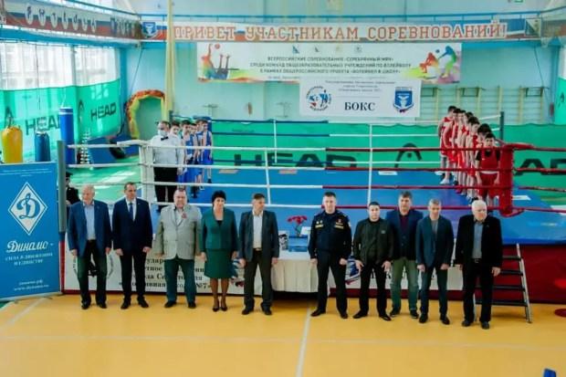 В этом году «Балаклавский ринг» собрал 180 боксеров – крымчан и севастопольцев